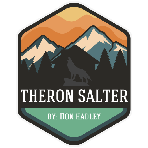 Theron Salter Book Series by Don Hadley